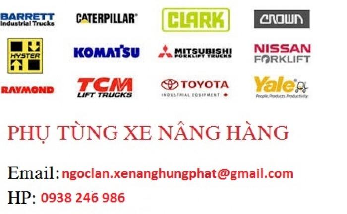 Công ty Hưng Phát phân phối phụ tùng xe nâng giá rẻ