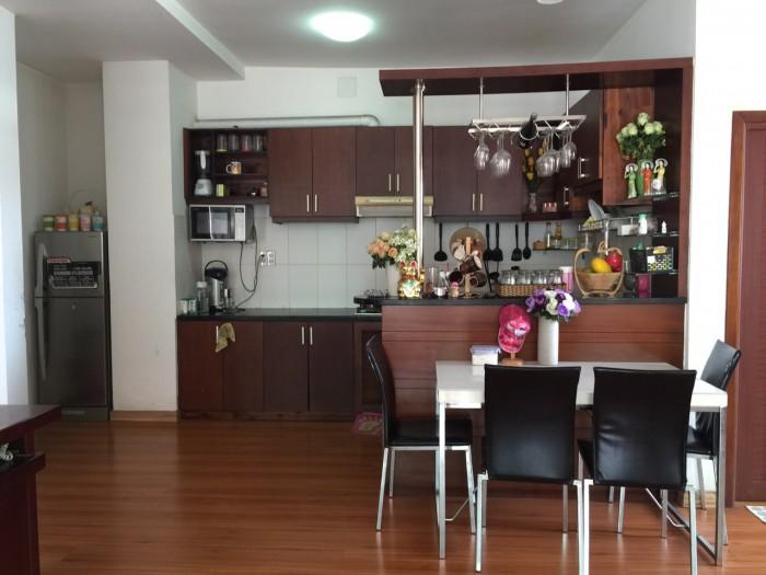 Bán giá cực tốt 3 tỷ căn hộ chung cư cao cấp Orient, Q.4, 3PN, nhà đẹp