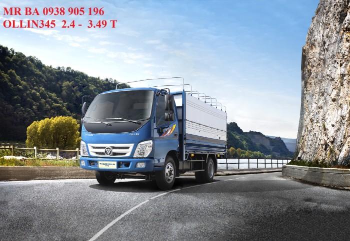 Thaco Khác sản xuất năm  Số tay (số sàn) Xe tải động cơ Dầu diesel