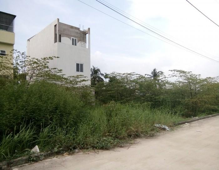 Đất ngay UBND phường Thạnh xuân 5x20m sổ hồng riêng