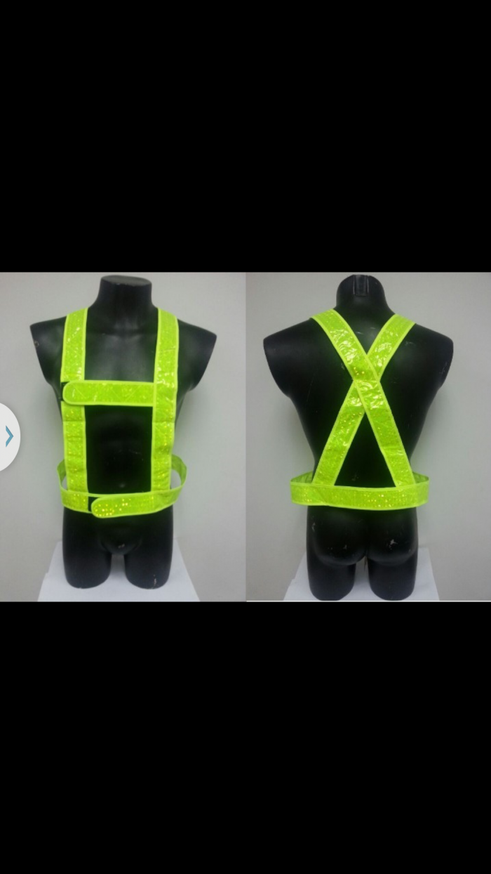 Áo dây phản quang bình thường