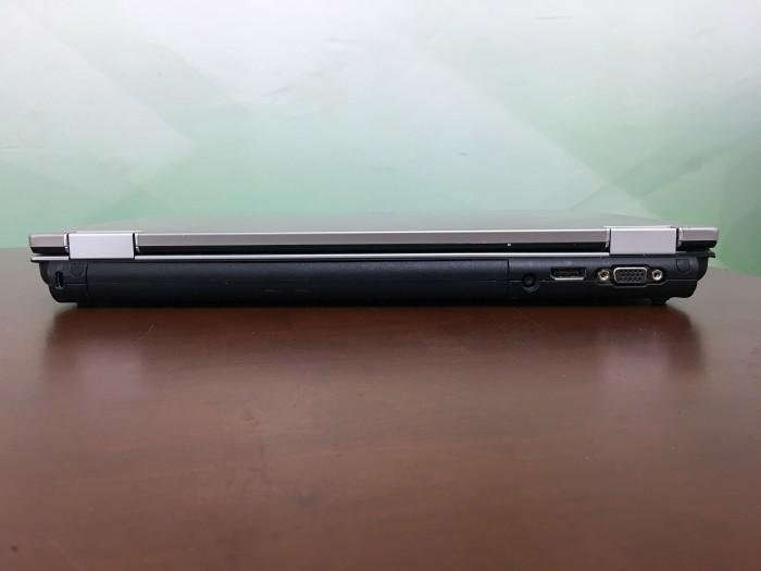 Cấu hình chi tiết của HP EliteBook 8440p: - CPU: Core i5-560M (2.7 GHz/3MB Cache) - RAM: DDR3 2GB, 1333 MHz - HDD: 250GB - Card đồ họa: Intel HD Graphics