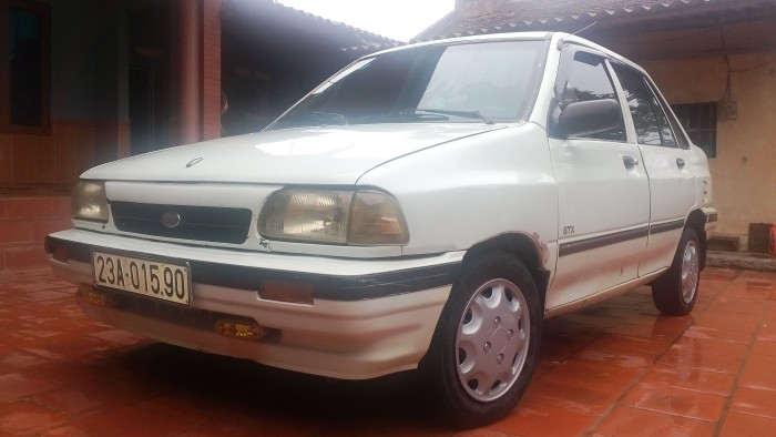 Bán ôtô Kia Pride sx 99