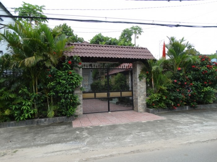 Bán biệt thự đẹp chợ Việt Kiều, Tân Thông Hội, Củ Chi, tp Hồ Chí Minh, diện tích 543 m2, giá 3,6 tỷ