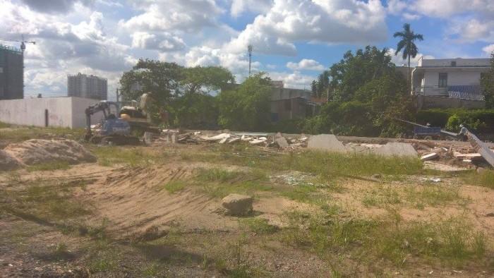 Đất nền thổ cư,Ngay cạnh đường Tam Bình,60,6 m2 giá 1 tỷ 330