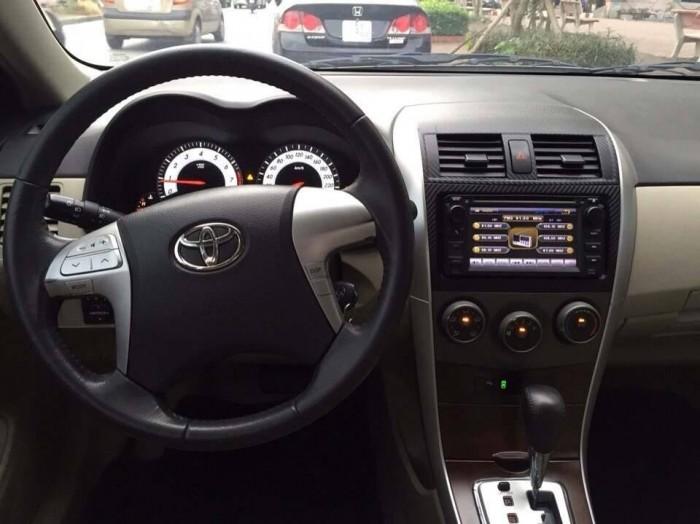 Toyota Corolla Altis sản xuất năm 2011 Số tự động Động cơ Xăng
