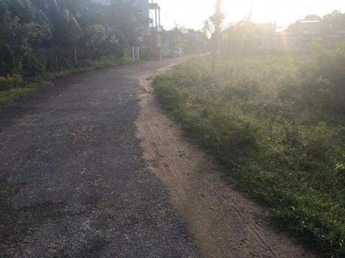 Bán nhanh một số đất phân lô Phú Trung-Vĩnh Thạnh.