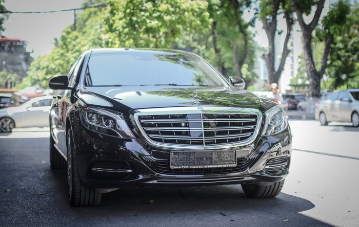 Mercedes Benz Maybach S400 S500 S400L S500L 2017 có xe giao ngay