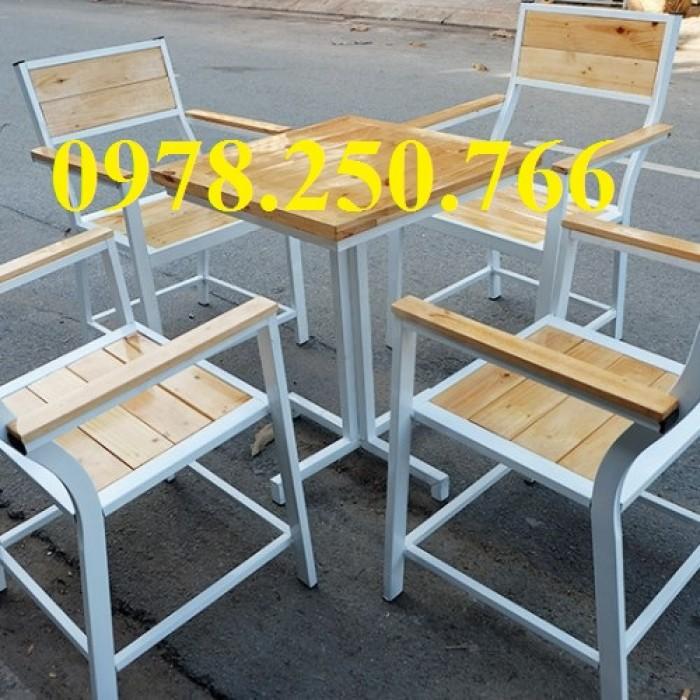 bàn ghế chân sắt quận 1, bàn gỗ chân sắt quận 2, bàn gỗ chân sắt quận 3, bàn ghế quán cà phê quận 40