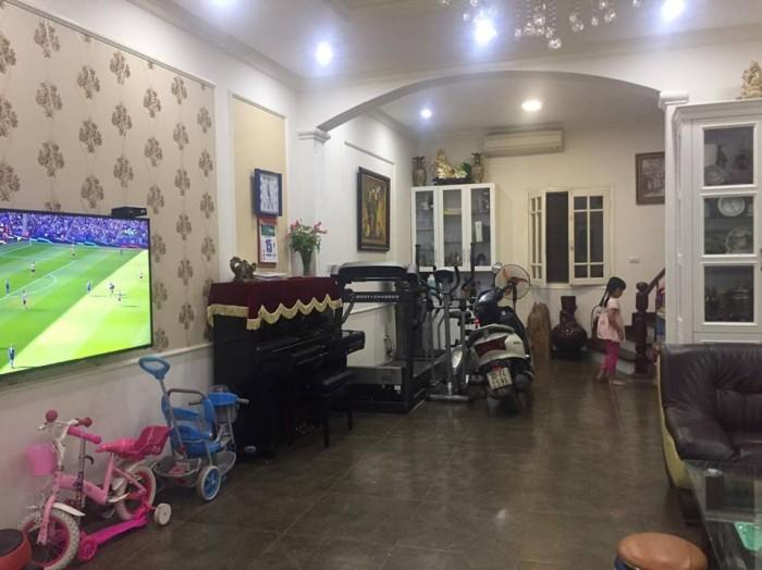 Bán nhà mặt ngõ Nguyễn Chí Thanh, Láng Thượng, Đống Đa 40m2x4T ngõ 10m Kd sầm uất, giá 6.5 tỷ