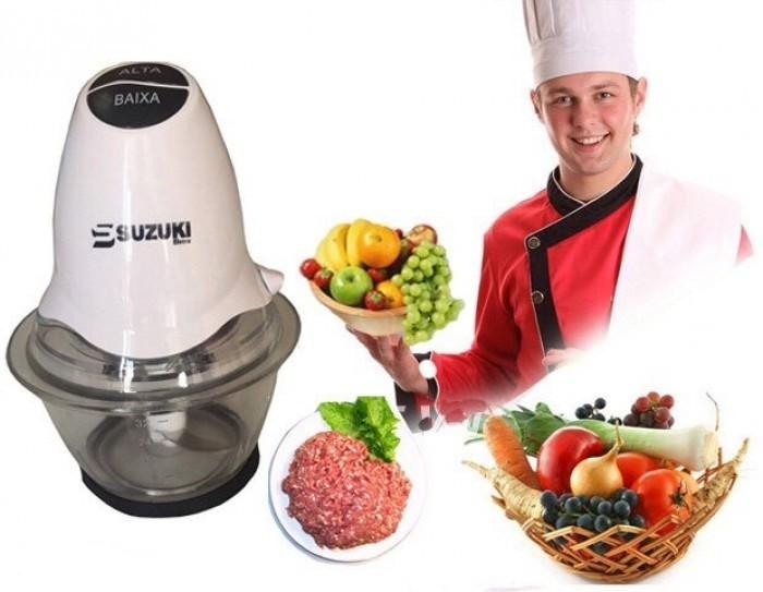 Máy Xay Thịt Suzuki
