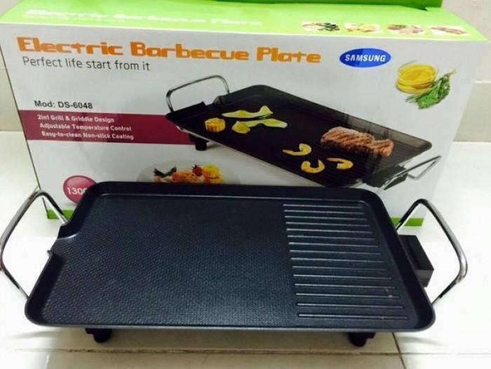 Vỉ nướng điện đa năng Electric Barbecue Plate