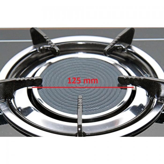 Bếp Gas Đôi Hồng Ngoại 125MM Fujishi FR215G