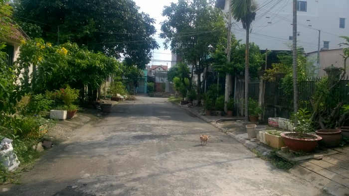 Bán đất hẻm số 2 đường 30, phường Linh Đông, quận Thủ Đức.