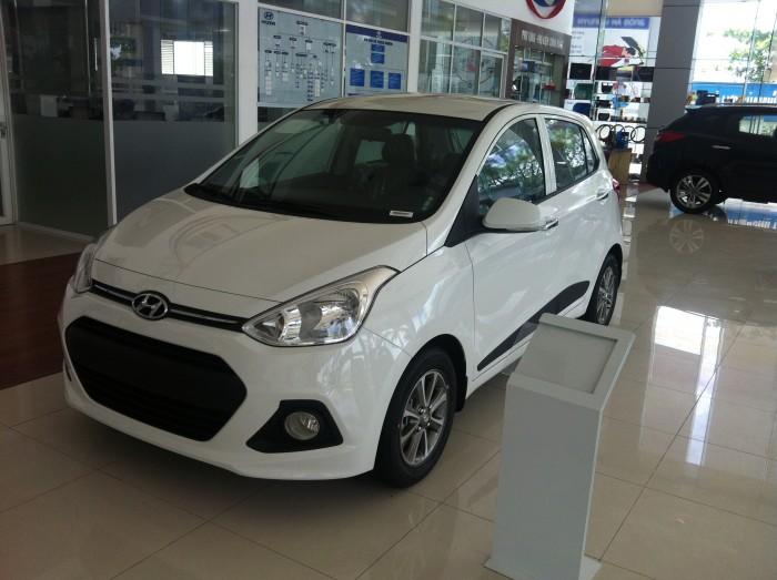 Hyundai Grand I10 2016 nhập khẩu, giá tốt, giao ngay đủ màu, hỗ trợ trả góp 80%