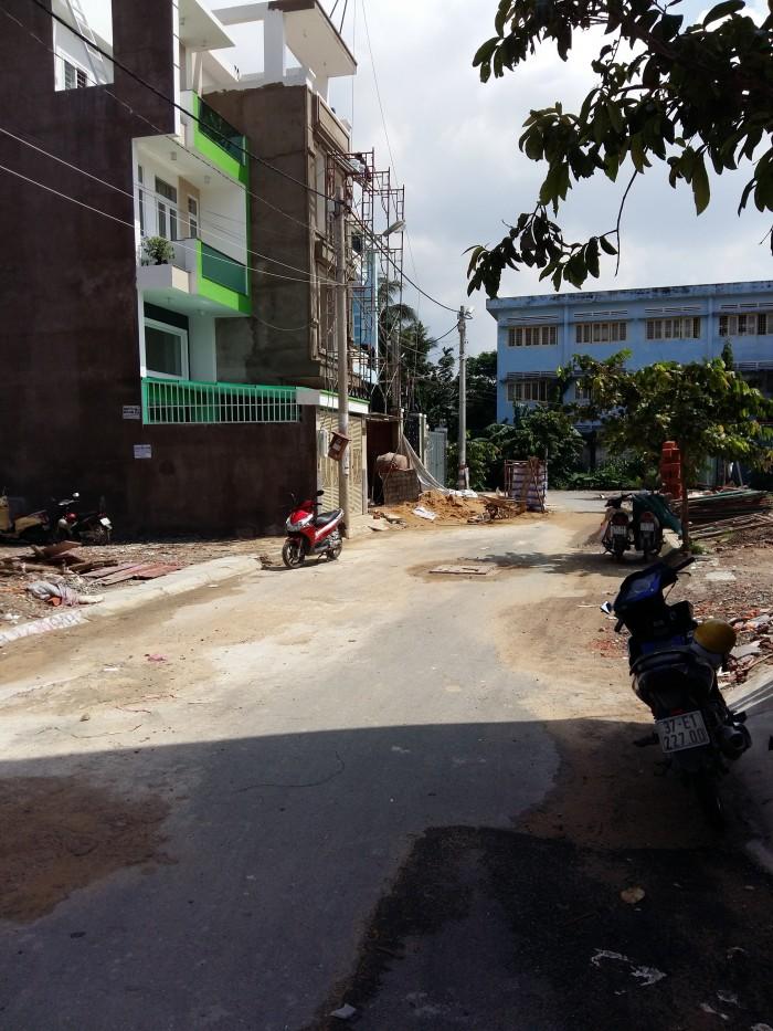 Bán đất thổ cư đường 22, P.Linh Đông, Q.Thủ Đức
