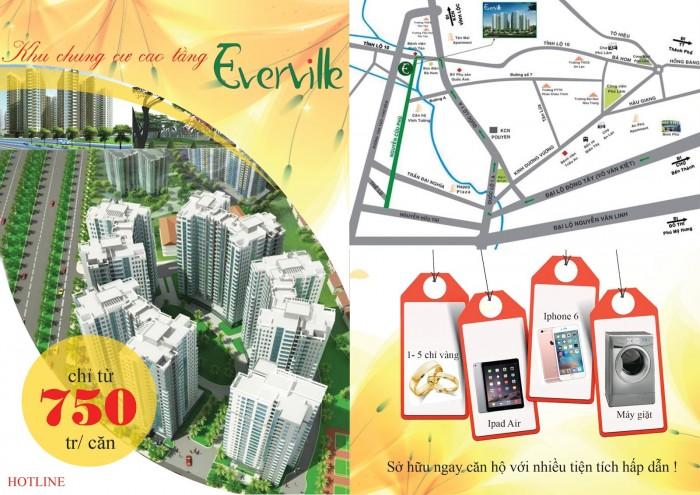 Mua căn hộ cao cấp quận Bình Tân thanh toán chỉ 12.8 triệu/m2 trong một tháng