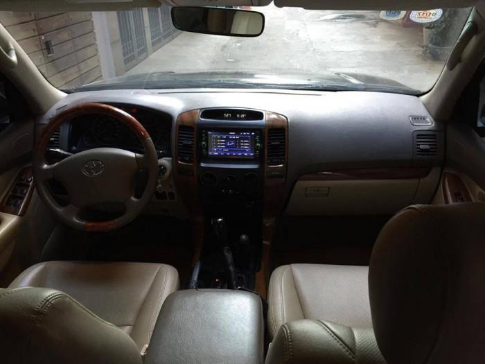 Bán xe Toyota Prado 2008 900tr cực đẹp tại Hà Nội 2