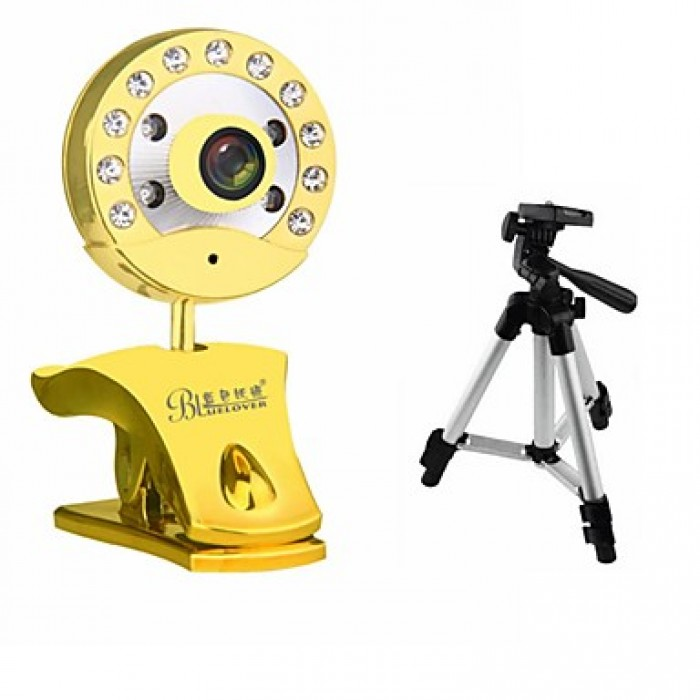 Webcam ảo 360 độ Full HD cho live stream, hát online, quay video trực