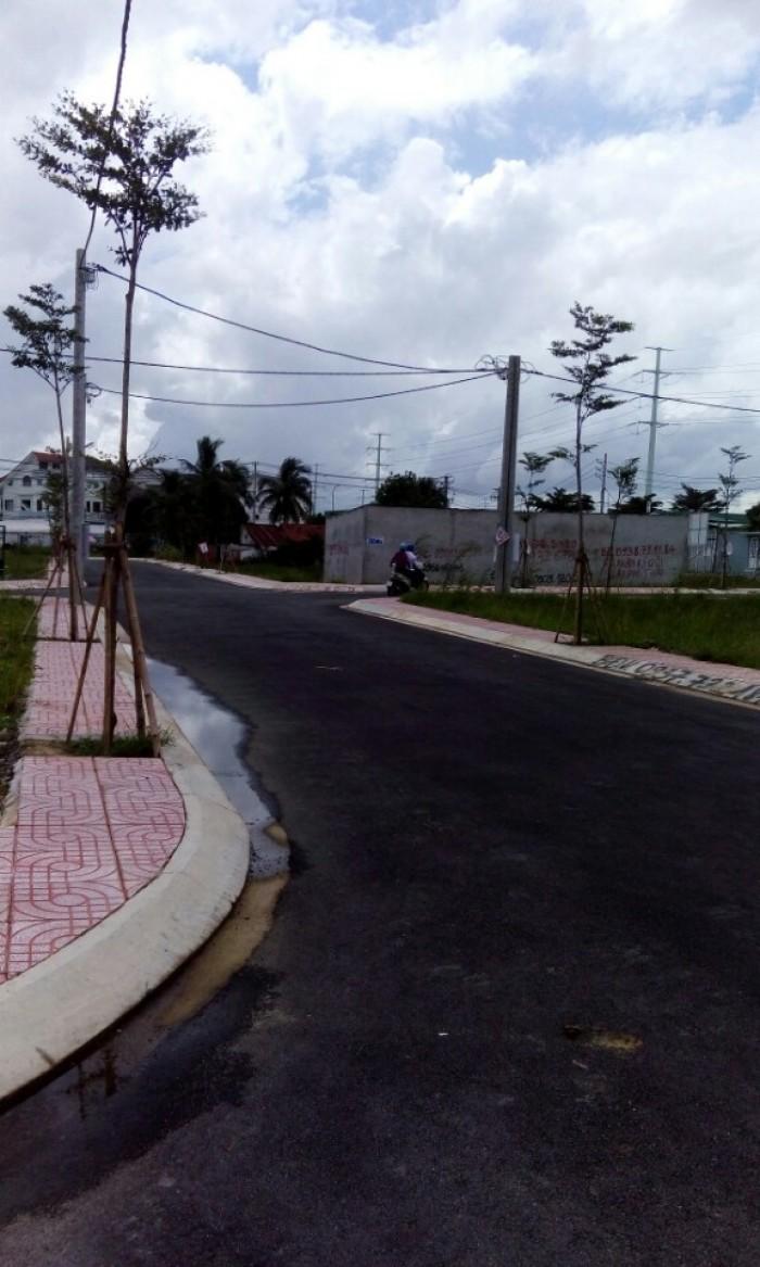 Đất xây phòng trọ,đg VVH,Q9 gần trường đại học,SHR