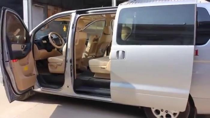 Hyundai Starex sản xuất năm 2016 Số tay (số sàn) Dầu diesel
