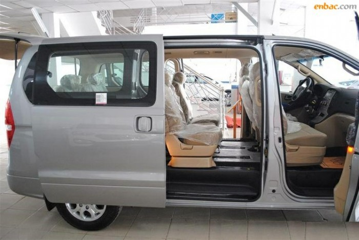 Hyundai Starex 2.5MT 9 chỗ, Máy Dầu, Giao Xe Nhanh, Gía Ưu Đãi 3