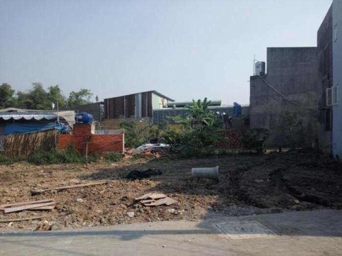 Bán nền đất thổ vườn đường Thới Hòa 72m2, Vĩnh Lộc A giá 390 triệu.