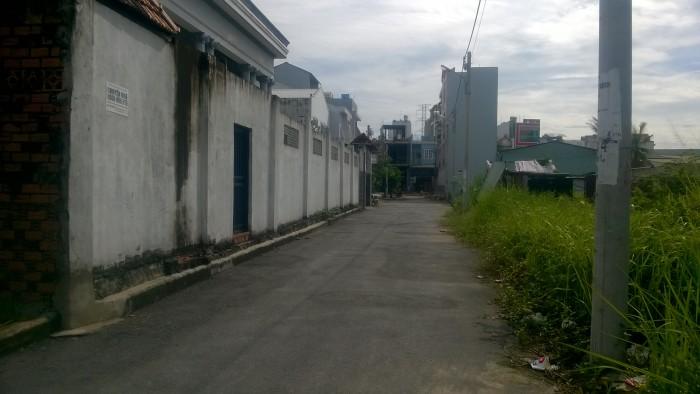 Bán đất thổ cư đường 30, phường Linh Đông, quận Thủ Đức.