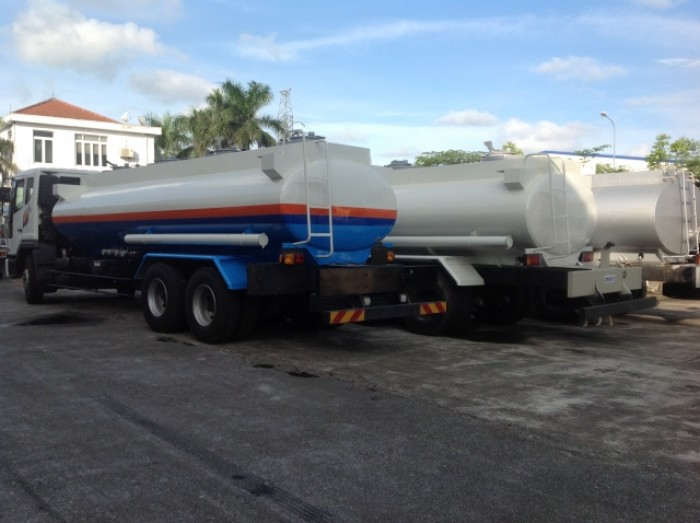 Cần bán lô Xe téc chở xăng dầu hyundai 22 khối 22m3 HD320 mới về, giá hấp dẫn