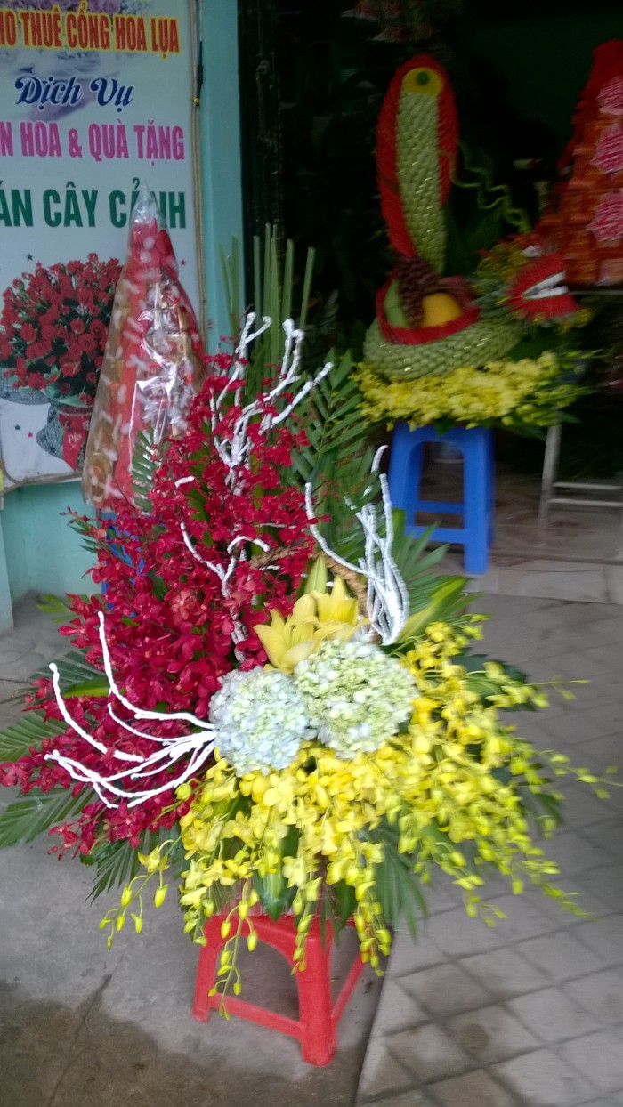 Dịch vụ điện hoa chuyên nghiệp hàng đầu Thanh Hóa1