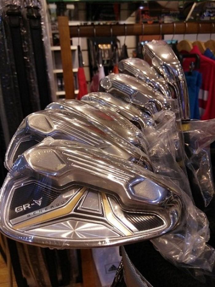 Iron golf GVTour