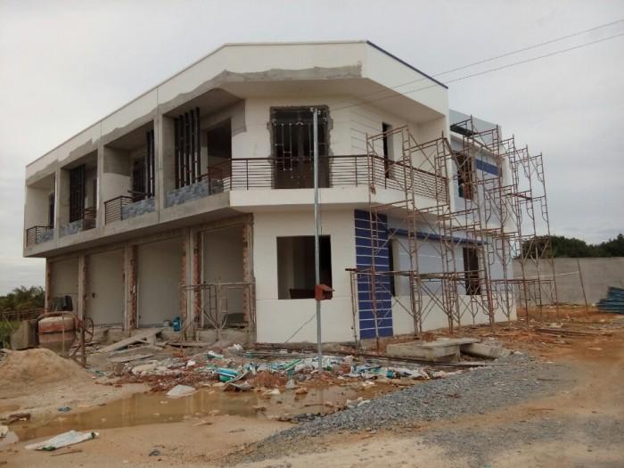 Nhà cho người có thu nhập thấp Tân Định- Bến Cát-  tỉnh Bình Dương