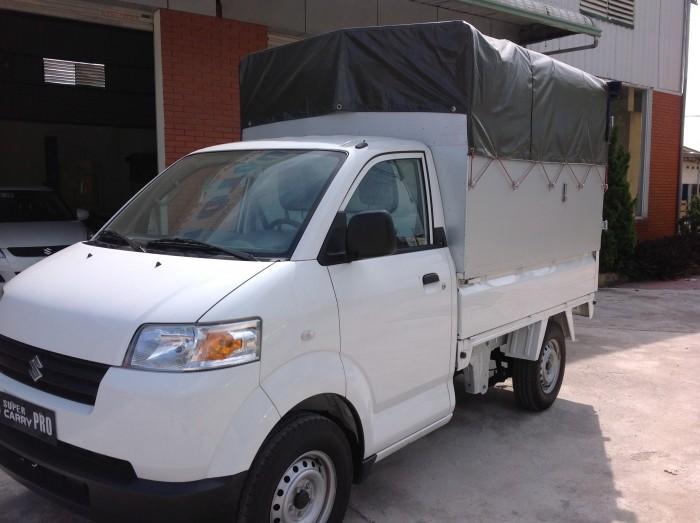 Bán xe 5 tạ, 7 tạ Suzuki cũ, mới, giá rẻ tại Quảng Ninh