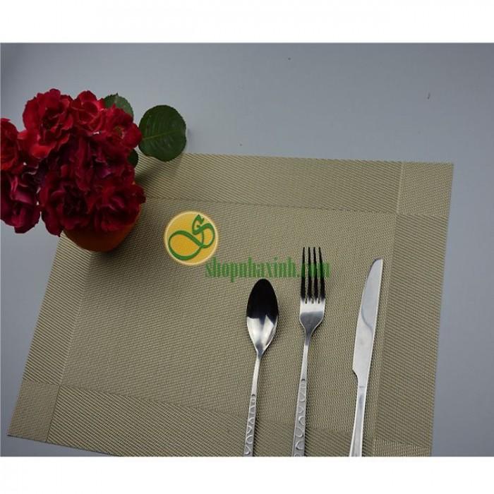 Bộ Tấm Lót Bàn Ăn Set 4 Miếng Sweet House NX109