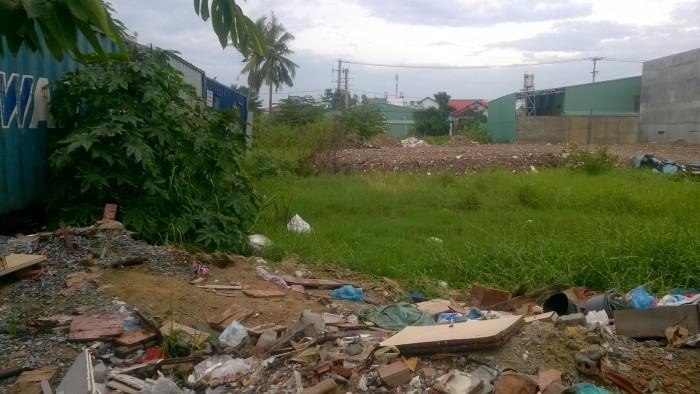 Bán đất thổ cư đường Ụ Ghe, P.Tam Phú, Q.Thủ Đức 1,3 tỷ