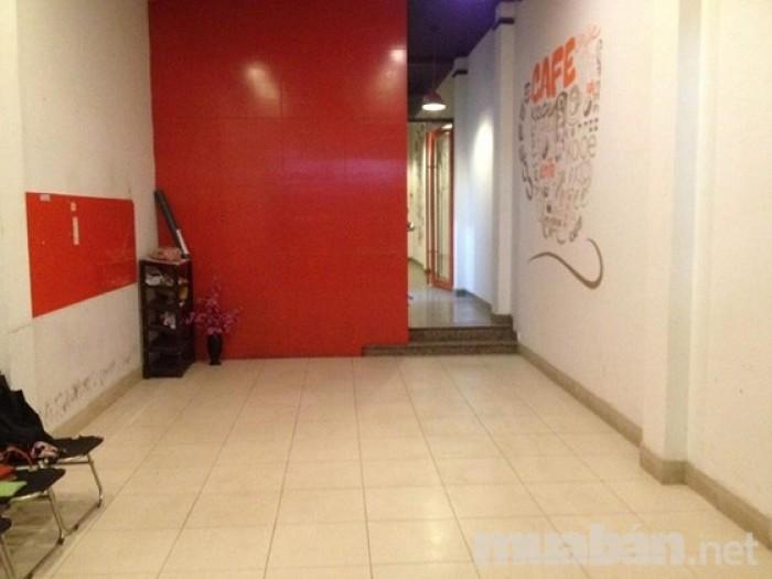 Cho thuê mặt bằng làm văn phòng công ty, chỉ 5 triệu, ngay Nguyễn Hữu Cảnh, sát Q. 1