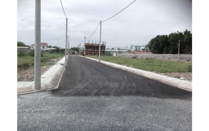Bán đất ngay KCN Tân Phú Trung, SHR, CK7%, XDTD
