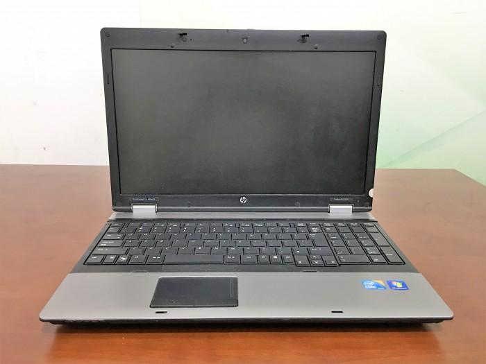 Laptop HP ProBook 6550b Core I5 Hàng Like New - Dòng máy doanh nhân cao cấp siêu bền