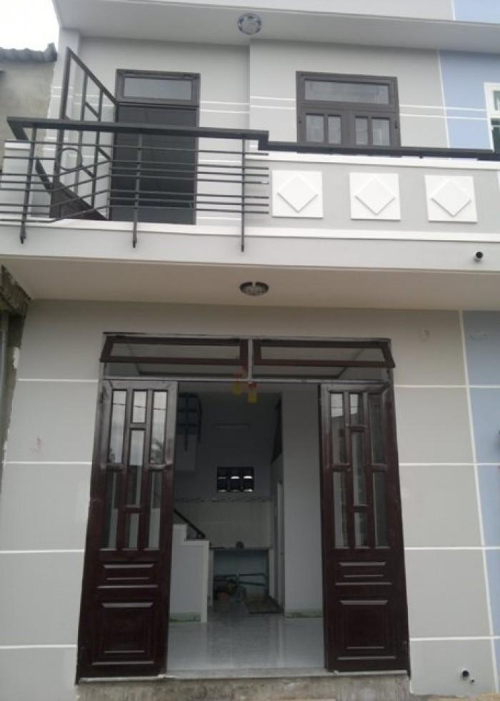 Bán nhà Vinh Loc, Bình Chánh, 75m2/475tr, sổ hồng đầy đủ