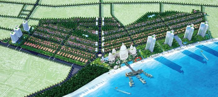 Đất vị trí vàng xây khách sạn biển và biệt thự nghỉ dưỡng view biển ngay trung tâm Phan Thiết