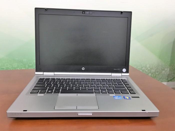 Dòng laptop doanh nghiệp HP EliteBook 8460p Core i5 - Vỏ nhôm nguyên khối - Bảo hành 1 đổi 1