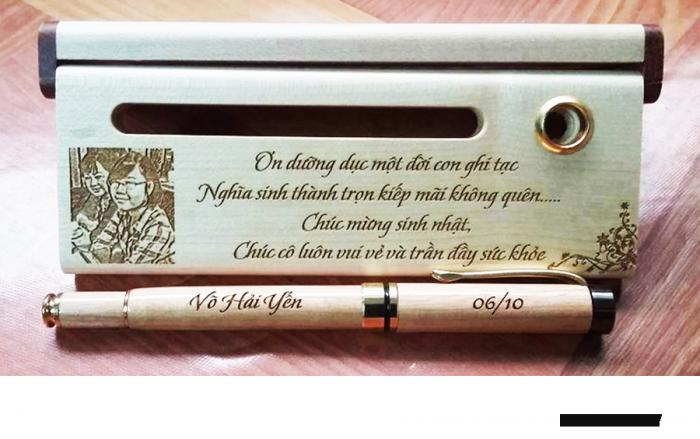 bút gỗ quà tặng thầy cô giáo3