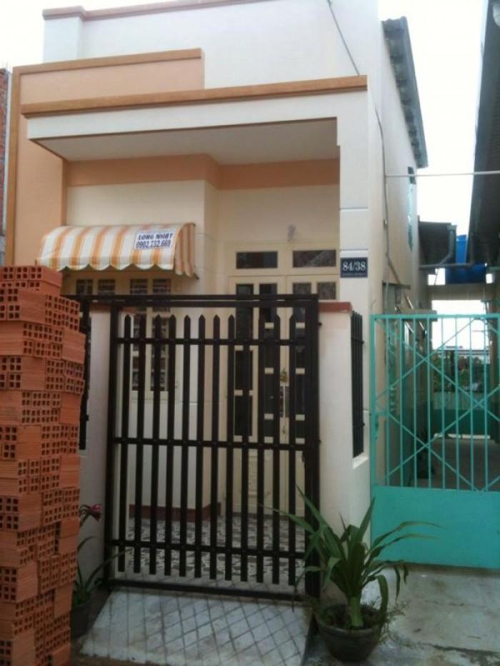 Bán nhà Nguyễn Văn Bứa- Hóc môn  85m2/ 753tr