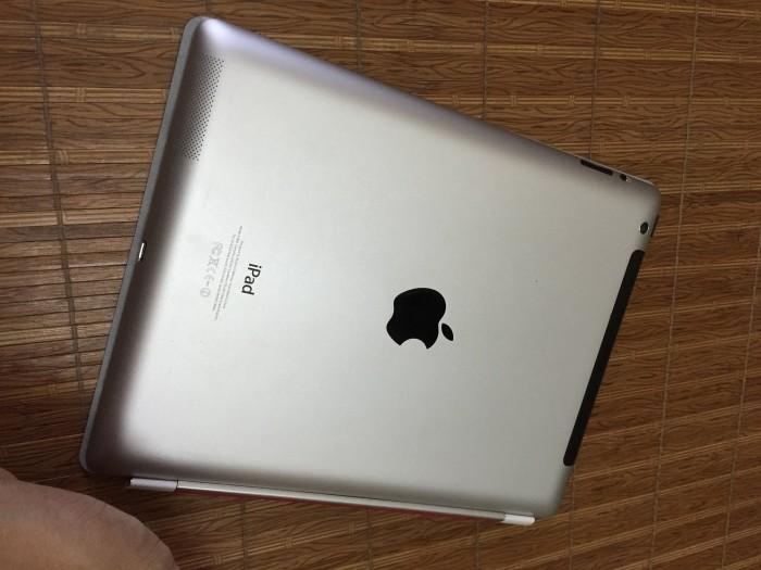 Ipad 4 16G Wifi 3G đầy đủ Màu Trắng đẹp keng IOS 8.4 siêu mượt