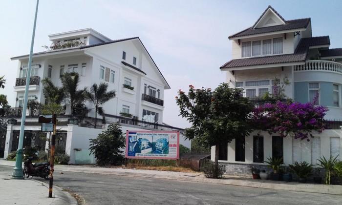 Bán đất biệt thự đường Võ Trường Toản, An Phú, Q2. DT 150m2 (10x15), SHR giá 10 tỷ