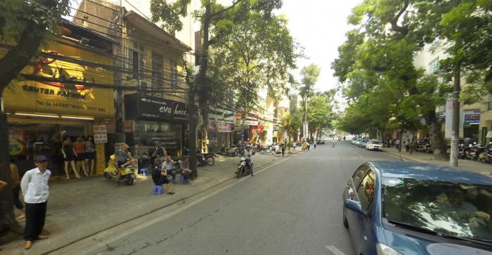 Bán nhà mặt phố Bà Triệu, DT 108m2x6 Tầng. Vị trí đẹp, KD siêu lợi nhuận. Giá 43.5 tỷ