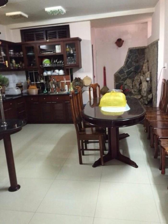 Bán nhà cực đẹp 3 mê mặt tiền đường Nguyễn Công Trứ giá 3,2 tỷ