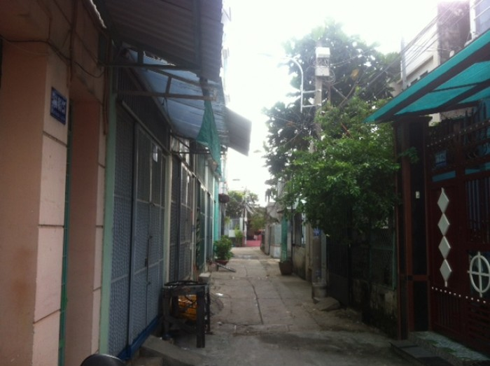 Bán Nhà Hẻm 3.5m Nguyễn Thái Sơn, 5x15, 2.8 tỷ