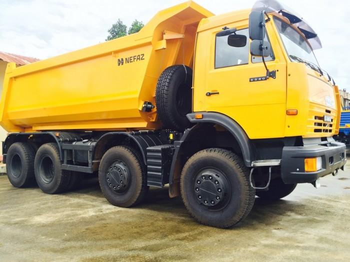 Tổng tải trọng cho phép: 30.000 kg  Loại động cơ KAMAZ 740.30 – 260 Hp  Kiểu động cơ: 8 xilanh , 2 turbo tăng áp, làm mát bằng nước