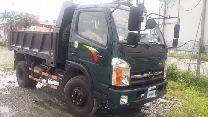 Xe tải ben Cửu Long TMT BEN 4T5 giá tốt nhất MIỀN NAM
